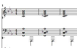 ラフマニノフ:ピアノ協奏曲第2番冒頭のMIDIを作ってみました♪