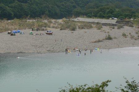 三島キャンプ場