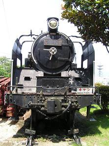 蒸気機関車のひとりごと
