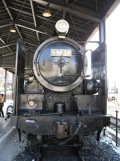 九州鉄道記念館 1 ☆蒸気機関車のこと