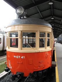 九州鉄道記念館 2 ☆ キハ07 41号