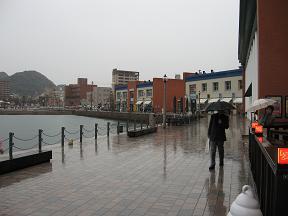 旧大阪商船へ