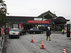 太宰府駅から天満宮・・・