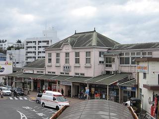 折尾駅その9☆6・7番のりば