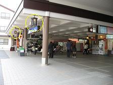 太宰府駅から・・・