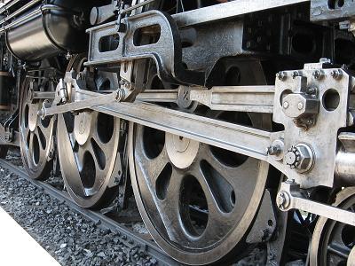 蒸気機関車の車軸配置の名称のこ...