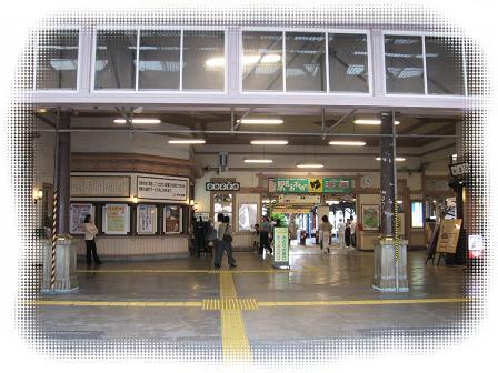 門司港駅・・・時が交差する場所