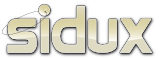sidux logo