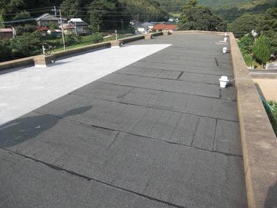 屋根の防水補修~完了
