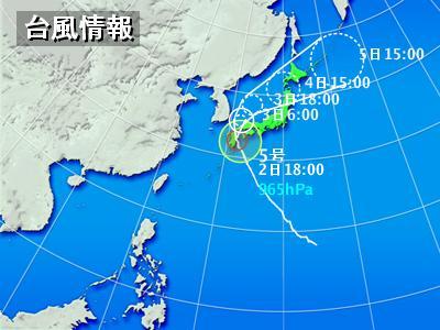コノヤロー!台風2