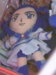 ゲーセンで阿部さん人形見つけたwwwwwwwwwwwwww