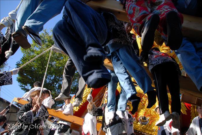西条異景 西条祭り・愛媛県西条市