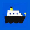 Vessel Astern